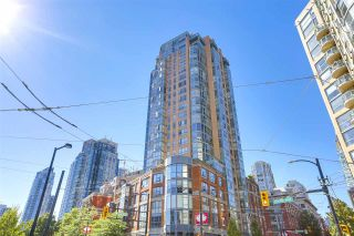 Photo 1: 303 212 DAVIE STREET in Vancouver: Yaletown Condo for sale (Vancouver West)  : MLS®# R2201073