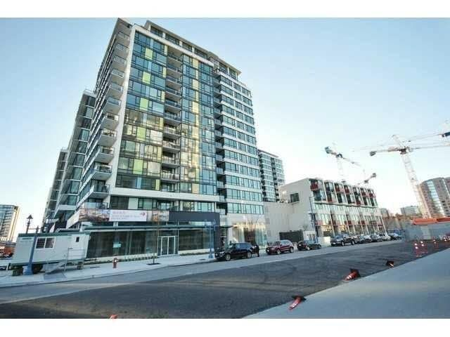 Main Photo: 1210 7988 ACKROYD Road in Richmond: Brighouse Condo for sale : MLS®# R2330109