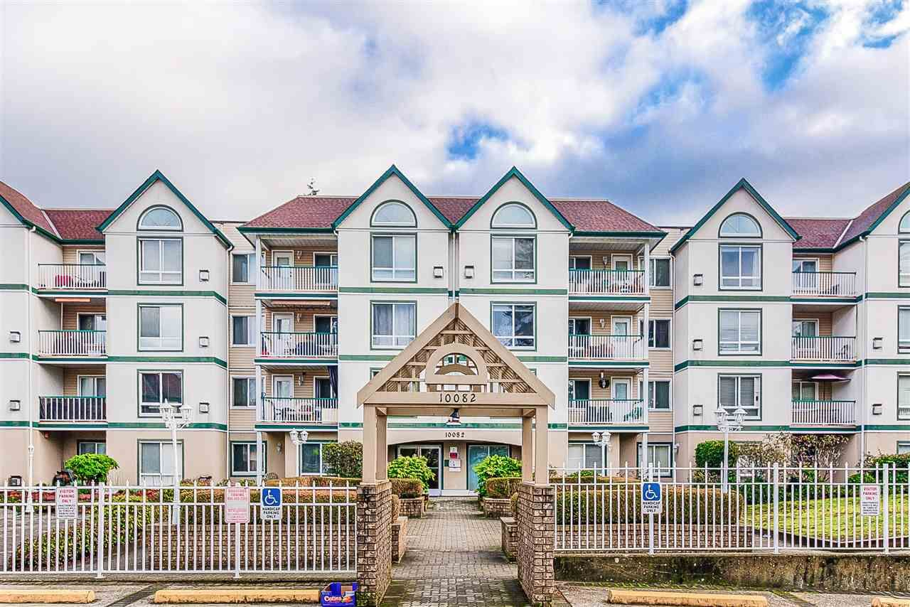 Main Photo: 103 10082 132 Street in Surrey: Whalley Condo for sale (North Surrey)  : MLS®# R2425486