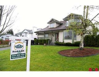 Photo 1: 21256 89TH Avenue in Langley: Walnut Grove House for sale : MLS®# F2709211