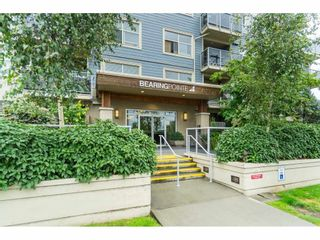 "Photo 1: 110 19936 56 Avenue in Langley: Langley City Condo for sale in ""BEARING POINTE"" : MLS®# R2399040"