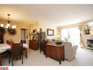 """Photo 3: 223 5379 205TH Street in Langley: Langley City Condo for sale in """"HERITAGE MANOR"""" : MLS®# F1007495"""