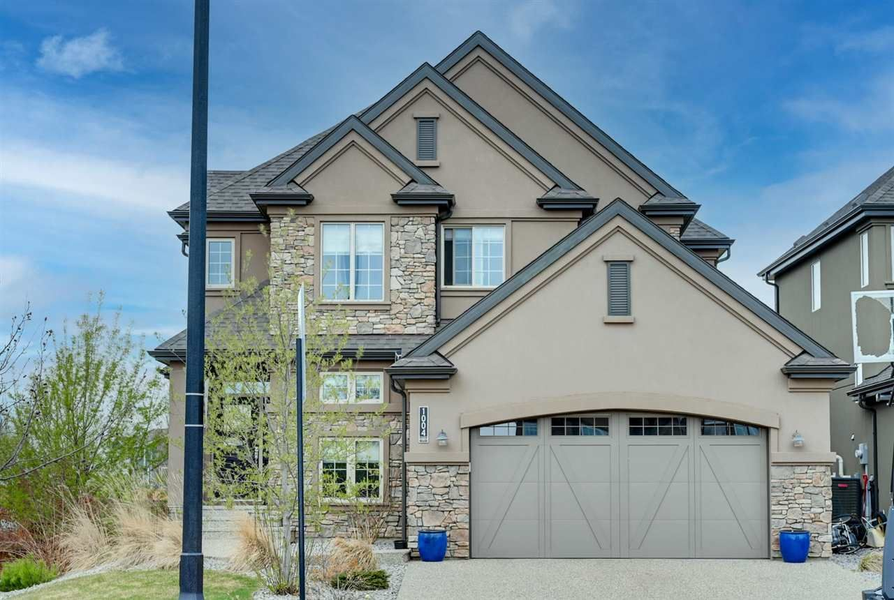 Main Photo: 1004 Huckell Place in Edmonton: House for sale