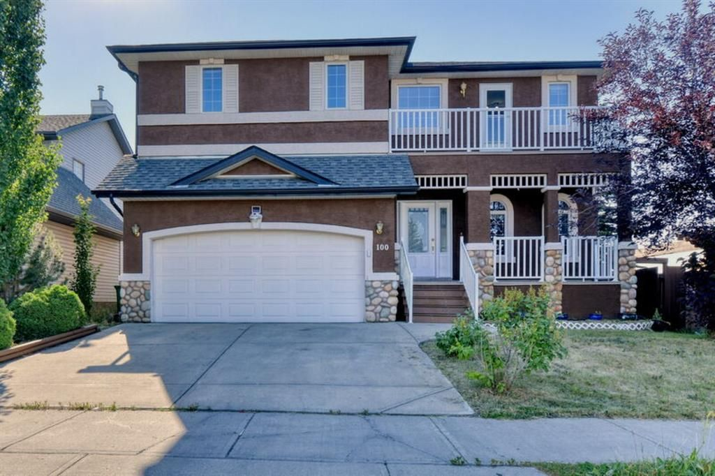 Main Photo: 100 WEST CREEK  BLVD: Chestermere Detached for sale : MLS®# A1141110