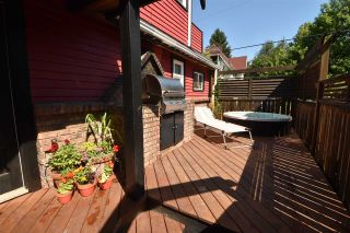 Photo 19: 2771 MANITOBA Street in Vancouver: Mount Pleasant VW Townhouse for sale (Vancouver West)  : MLS®# R2330581