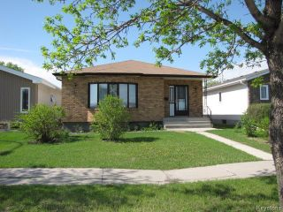Photo 1: 1286 Leila Avenue in WINNIPEG: Maples / Tyndall Park Residential for sale (North West Winnipeg)  : MLS®# 1412296