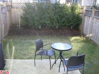 """Photo 10: 58 18199 70TH Avenue in Surrey: Cloverdale BC Townhouse for sale in """"Augusta at Provinceton"""" (Cloverdale)  : MLS®# F1102526"""