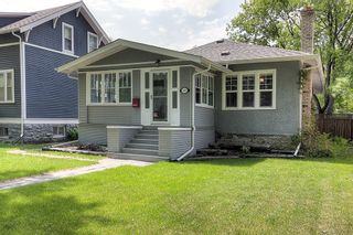 Photo 1: 145 Campbell Street in Winnipeg: River Heights North Single Family Detached for sale (1C)  : MLS®# 1923580