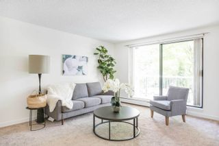 """Photo 1: 213 3921 CARRIGAN Court in Burnaby: Government Road Condo for sale in """"LOUGHEED ESTATES"""" (Burnaby North)  : MLS®# R2619232"""