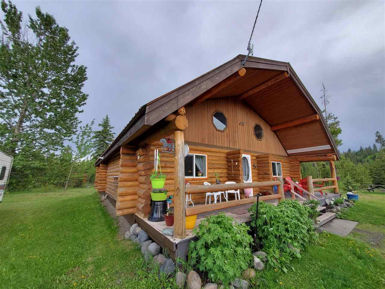 Main Photo: 9712 NAZKO Road: Bouchie Lake House for sale (Quesnel (Zone 28))  : MLS®# R2592064