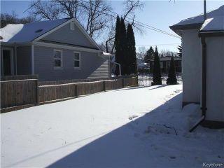 Photo 8: 47 Hull Avenue in Winnipeg: St Vital Residential for sale (2D)  : MLS®# 1802839
