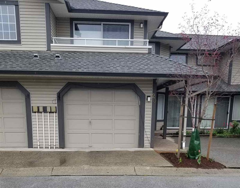 FEATURED LISTING: 20 - 2561 RUNNEL Drive Coquitlam