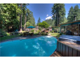 Photo 12: 1485 Riverside Drive in North Vancouver: Seymour House for sale : MLS®# V1018881