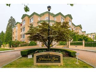 """Photo 1: 108 2985 PRINCESS Crescent in Coquitlam: Canyon Springs Condo for sale in """"PRINCESS GATE"""" : MLS®# R2518250"""
