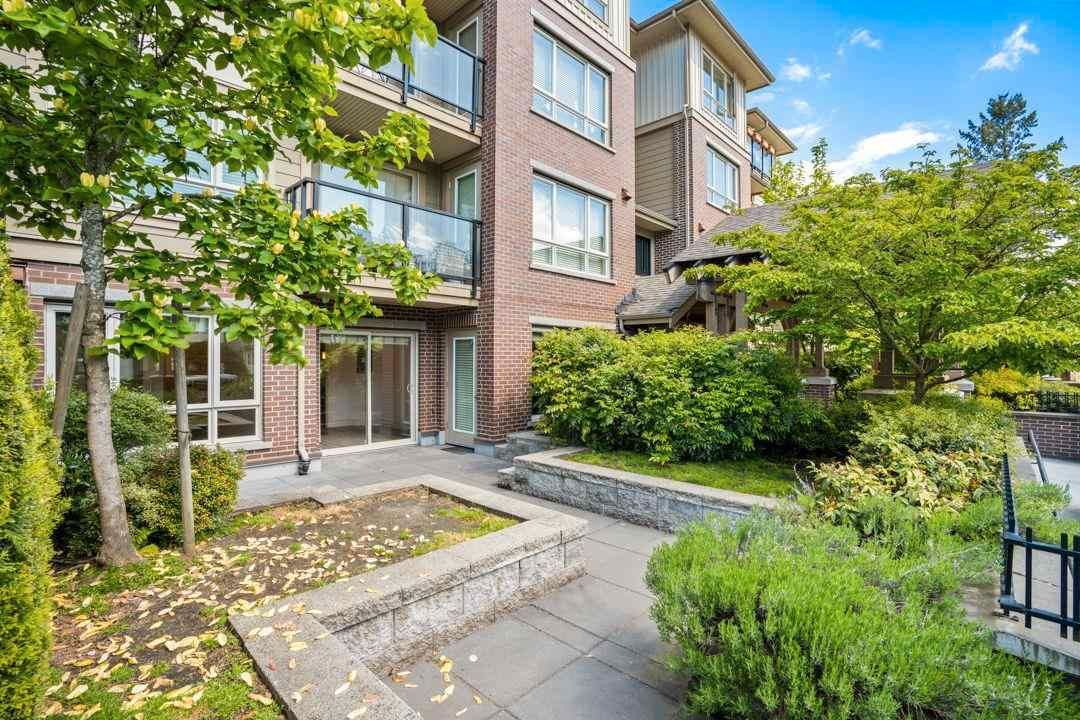 "Main Photo: 106 2175 FRASER Avenue in Port Coquitlam: Glenwood PQ Condo for sale in ""THE RESIDENCES ON SHAUGHNESSY"" : MLS®# R2575839"