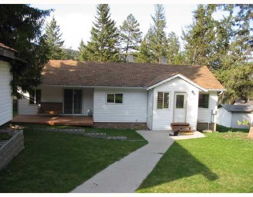Main Photo: 1432 PAXTON Road in Williams_Lake: Williams Lake - City House for sale (Williams Lake (Zone 27))  : MLS®# N194230