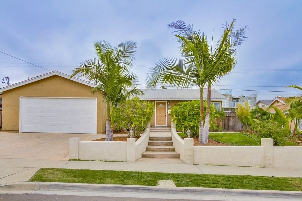 Main Photo: BAY PARK House for sale : 3 bedrooms : 3277 Mohican in San Diego