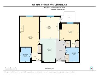 Photo 20: 109AB 1818 Mountain Avenue: Canmore Apartment for sale : MLS®# A1146495