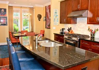 Photo 5: 1709 MAPLE Street in Vancouver: Kitsilano Townhouse for sale (Vancouver West)  : MLS®# V1066186