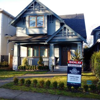 Main Photo: 3421 W 22 Avenue in Vancouver: Dunbar House for sale (Vancouver West)