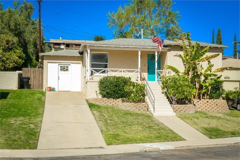 Main Photo: SAN DIEGO House for sale : 4 bedrooms : 5840 Vale Way