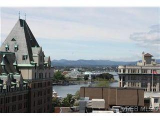Photo 13: 1602 707 Courtney Street in VICTORIA: Vi Downtown Condo Apartment for sale (Victoria)  : MLS®# 288503