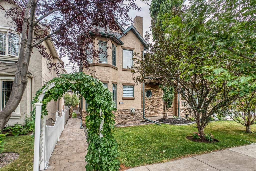 Main Photo: 2209 Bowness Road NW in Calgary: West Hillhurst Semi Detached for sale : MLS®# A1145540