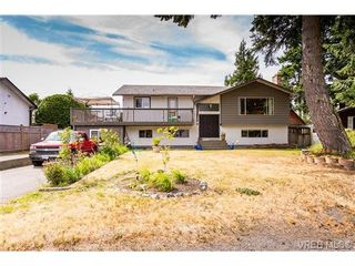Photo 1: 3140 Lynnlark Pl in VICTORIA: Co Hatley Park House for sale (Colwood)  : MLS®# 734049