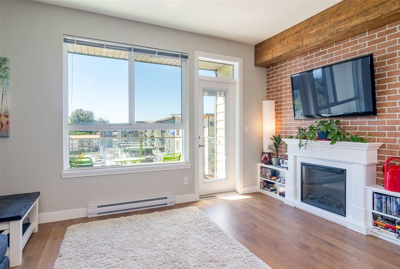 "Photo 13: Photos: 515 3080 GLADWIN Road in Abbotsford: Central Abbotsford Condo for sale in ""HUDSON'S  LOFT"" : MLS®# R2480675"