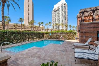 Photo 18: DOWNTOWN Condo for sale : 2 bedrooms : 500 W Harbor #412 in San Diego