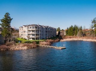 Photo 1: 414 4969 Wills Rd in Nanaimo: Na Uplands Condo for sale : MLS®# 886801