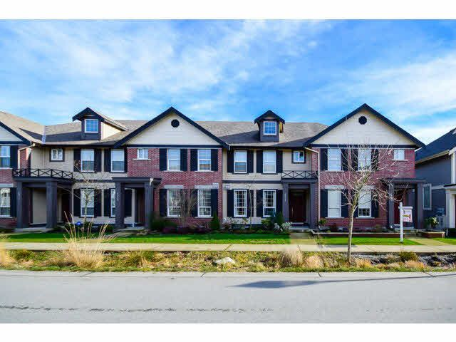 Main Photo: 6928 208A STREET in : Willoughby Heights Townhouse for sale : MLS®# F1431161