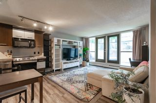 Photo 3: 102 324 22 Avenue SW in Calgary: Mission Apartment for sale : MLS®# A1136076