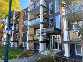 Main Photo: 404 927 2 Avenue NW in Calgary: Sunnyside Apartment for sale : MLS®# A1151031