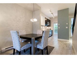 """Photo 12: 3651 COMMERCIAL Street in Vancouver: Victoria VE Townhouse for sale in """"Brix II"""" (Vancouver East)  : MLS®# V1087761"""