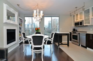 "Photo 8: 411 1225 RICHARDS Street in Vancouver: Yaletown Condo for sale in ""Eden"" (Vancouver West)  : MLS®# V1052342"