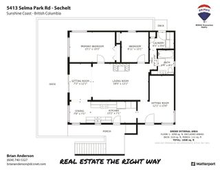 Photo 24: 5413 SELMA PARK Road in Sechelt: Sechelt District House for sale (Sunshine Coast)  : MLS®# R2618283