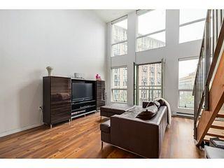 Photo 3: # 407 1 E CORDOVA ST in Vancouver: Downtown VE Condo for sale (Vancouver East)  : MLS®# V1086098
