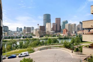Main Photo: 707 320 Meredith Road NE in Calgary: Crescent Heights Apartment for sale : MLS®# A1132755