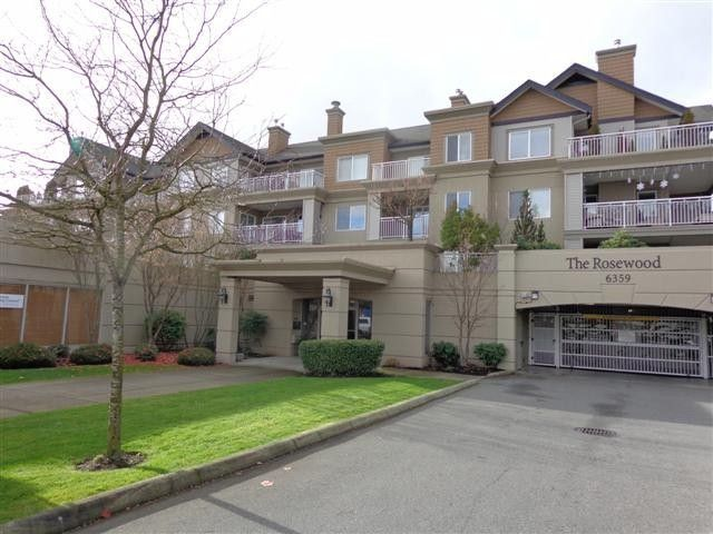 """Main Photo: 411 6359 198TH Street in Langley: Willoughby Heights Condo for sale in """"THE ROSEWOOD"""" : MLS®# F1325973"""