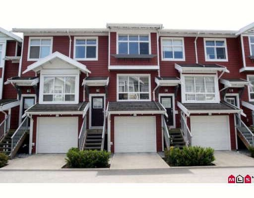 """Main Photo: 38 15168 36TH Avenue in Surrey: Morgan Creek Townhouse for sale in """"Solay"""" (South Surrey White Rock)  : MLS®# F2816166"""