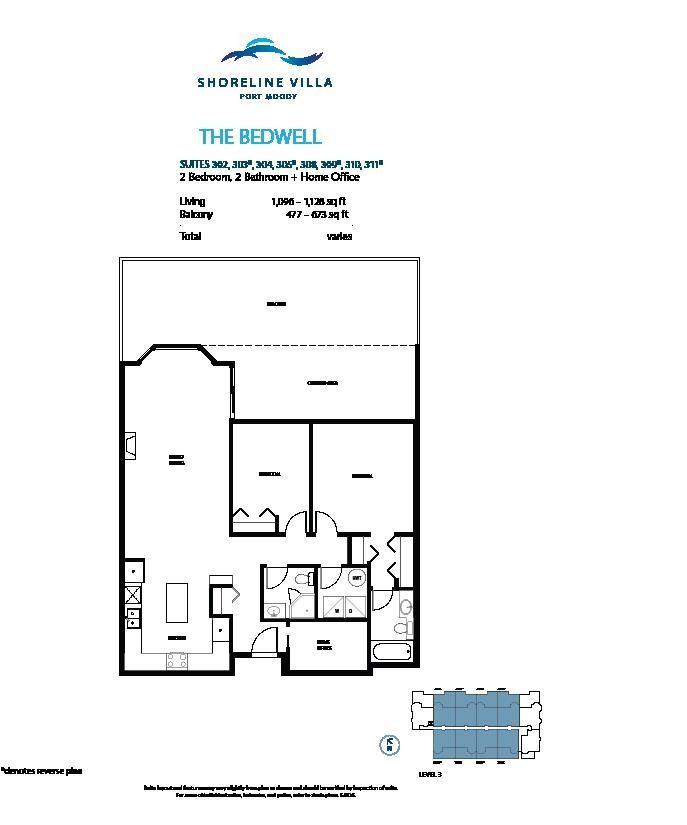 Photo 25: Photos: 305 160 SHORELINE Circle in Port Moody: College Park PM Condo for sale : MLS®# R2575200