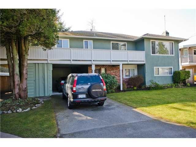 Main Photo: 783 GILCHRIST Drive in Tsawwassen: Tsawwassen Central House for sale : MLS®# V1053687