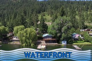 Main Photo: 1081 Little Shuswap Lake Road in Chase: Little Shuswap Lake House for sale : MLS®# 10210853