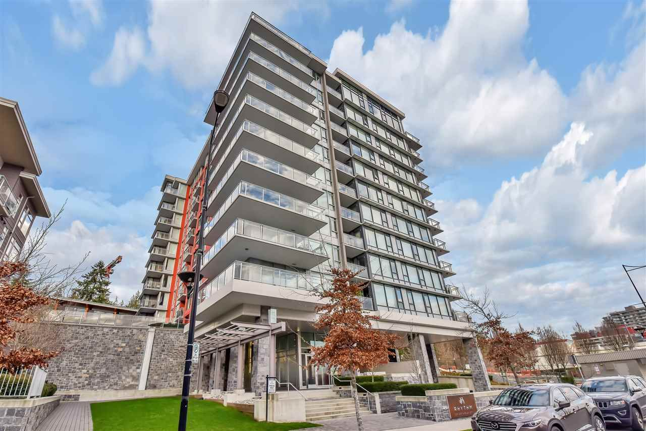 Main Photo: 1210 3281 E KENT AVENUE NORTH in Vancouver: South Marine Condo for sale (Vancouver East)  : MLS®# R2528372