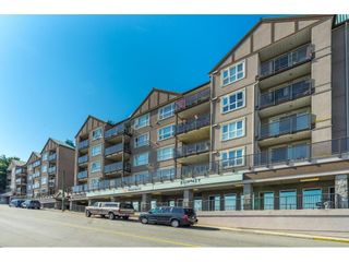 """Photo 1: 419 33165 2ND Avenue in Mission: Mission BC Condo for sale in """"MISSION MANOR"""" : MLS®# R2600584"""