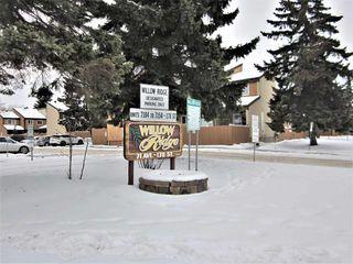Photo 39: 7118 178 Street in Edmonton: Zone 20 Townhouse for sale : MLS®# E4222101