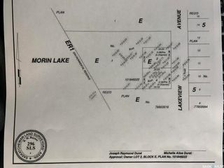 Photo 3: LOT AT MORIN LAKE in Canwood: Lot/Land for sale (Canwood Rm No. 494)  : MLS®# SK846769