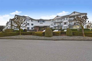 """Photo 1: 306 2425 CHURCH Street in Abbotsford: Abbotsford West Condo for sale in """"PARKVIEW PLACE"""" : MLS®# R2544905"""