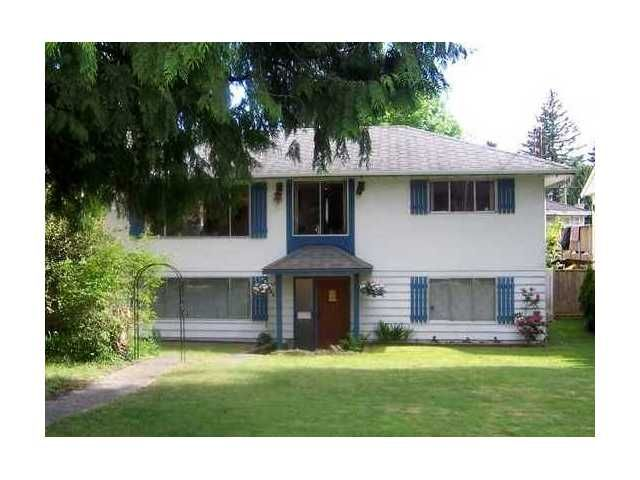 Main Photo: 823 W 21ST ST in North Vancouver: Hamilton Heights House for sale : MLS®# V862372